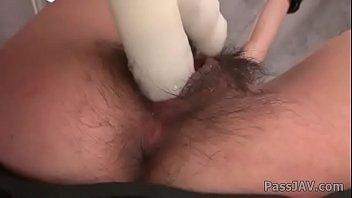 nozomi aiuchi getting toyed and boned.