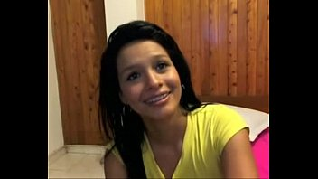 latina nubile toying on web cam.