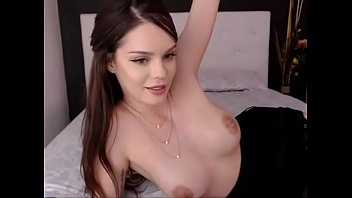 incredible insane model taunt on webcam