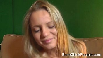 ash-blonde czech hottie in point of.