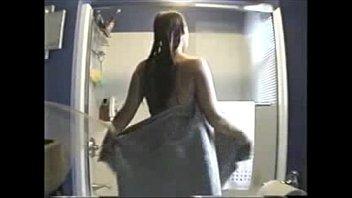 observe my sis nude in bathtub bedroom covert webcam