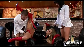 charming stunner gets her void urine humid labia.