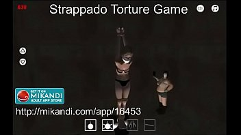 strappado bondage torment game android
