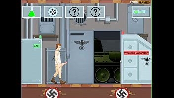 french dude romping the nazi keeper of secrets.