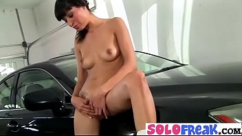 solo pervert female lily wanks in front of.