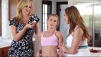 all girl family affair trio