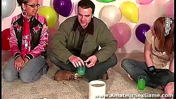 supah-sexy very first-timer group have fun game at soiree