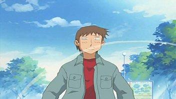 lil sister in law helps bro jism anime.