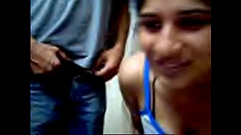 desi duo enjoys flashing on cam