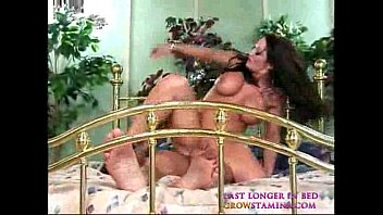 humungous-chested raven-haired damsel pulverized four
