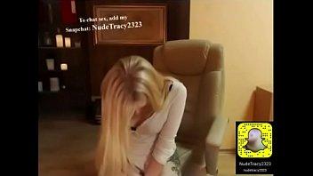 rubia hermosa del snapchat  utter vid  zipansioncom1nf9l