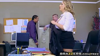 brazzers - gigantic cupcakes at work - kagney.