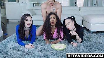 stepbro039_s crazy boner got trio pussiesto penetrate while.