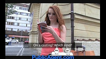 publicagent fit youthful model wants to be flick starlet