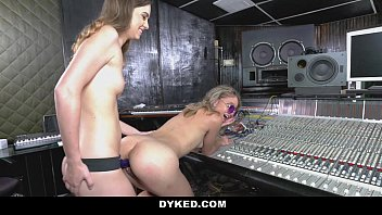 dyked - ultra-kinky g/g producer tempts.