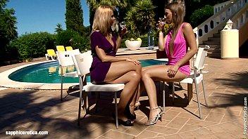 summer affair by girl-on-girl erotica - voluptuous girl/girl.