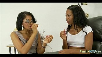 mommy instructing stepdaughter 410