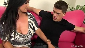 step mother sammy brooks is naughty for step son-in-law